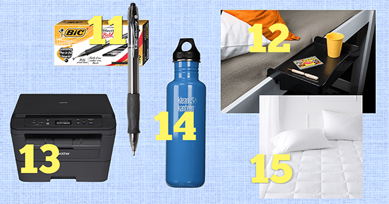 Smart Gifts For College Bound Grads