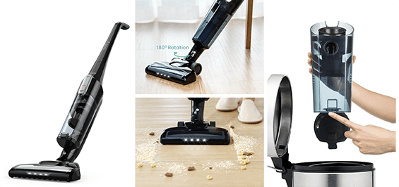 Best Inexpensive Stick Vacuum Finally
