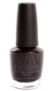 Bottle of nail lacquer
