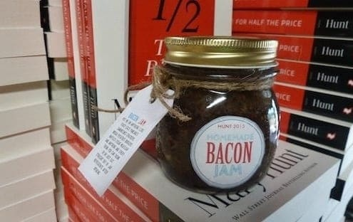 Gift and Bacon