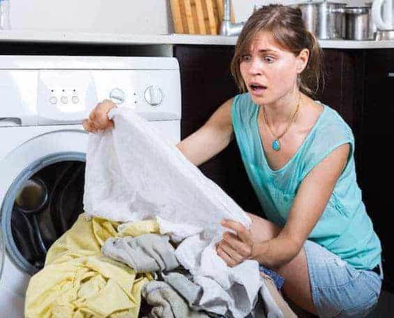 washing cloths