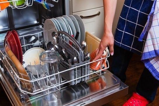 Dishwasher and Washing