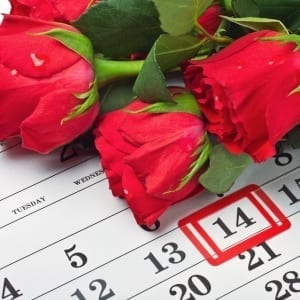 February and Image