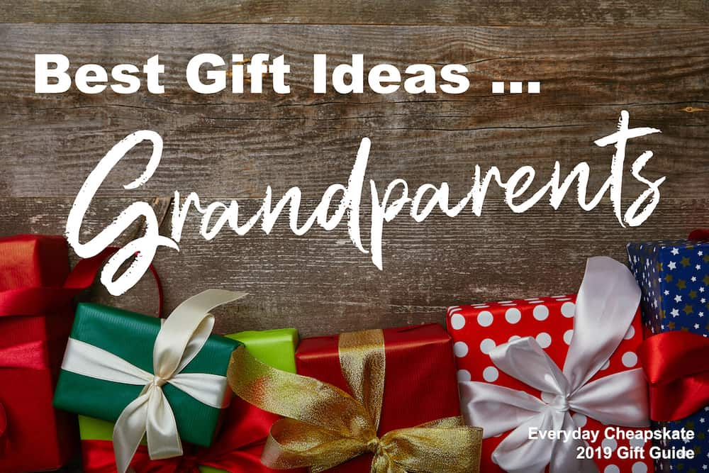 Gift Ideas for Gransparents