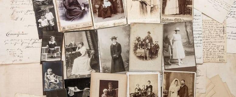 vintage-photograhs-letters