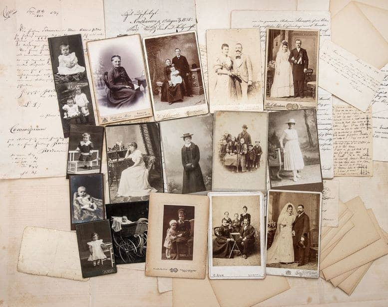 How To Organize Old Family Photos Without Losing Your Mind