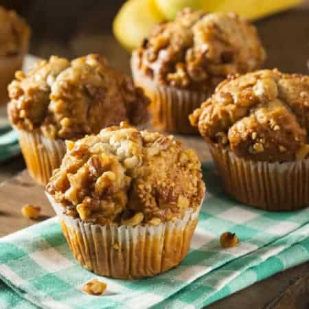 Delicious homemade muffins to make breakfast a required subject
