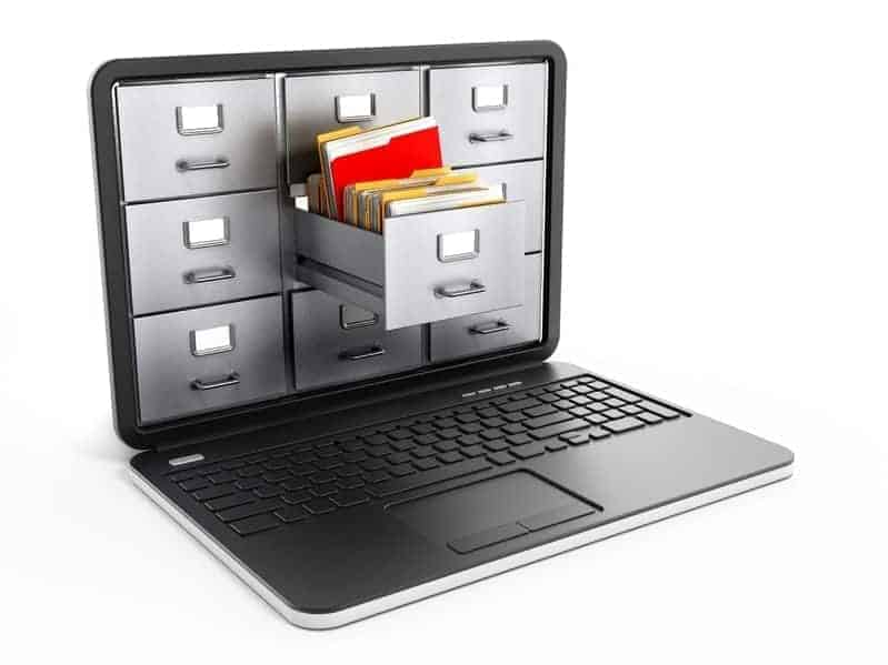 Requests for Best Inexpensive (TM) options from dear readers depicted as file drawer in computer