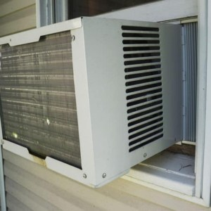 Air conditioner and Window