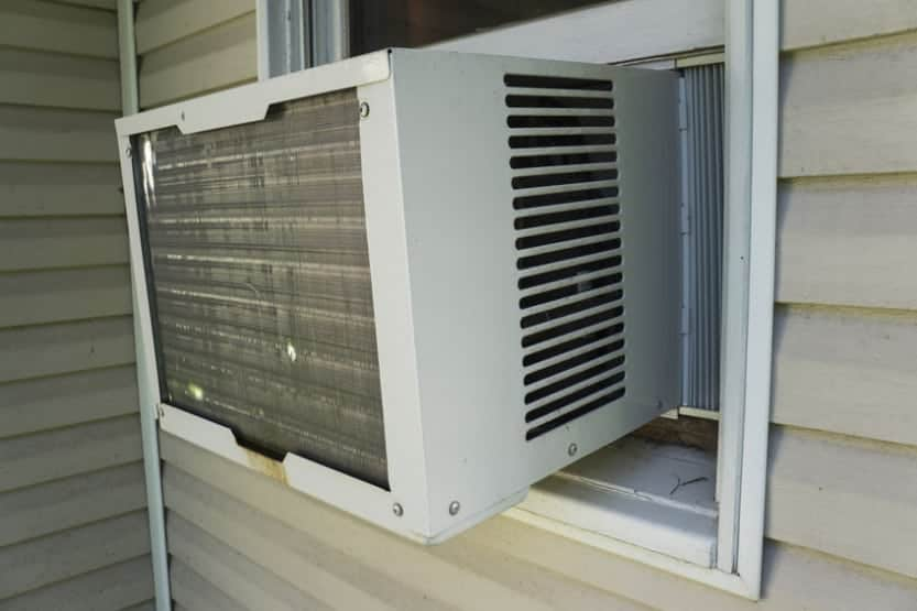 Window air conditioner and how to fix it.