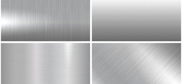 metal-brushed-textures-showing-grain