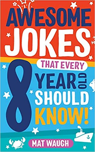 joke book for 8 year old boys