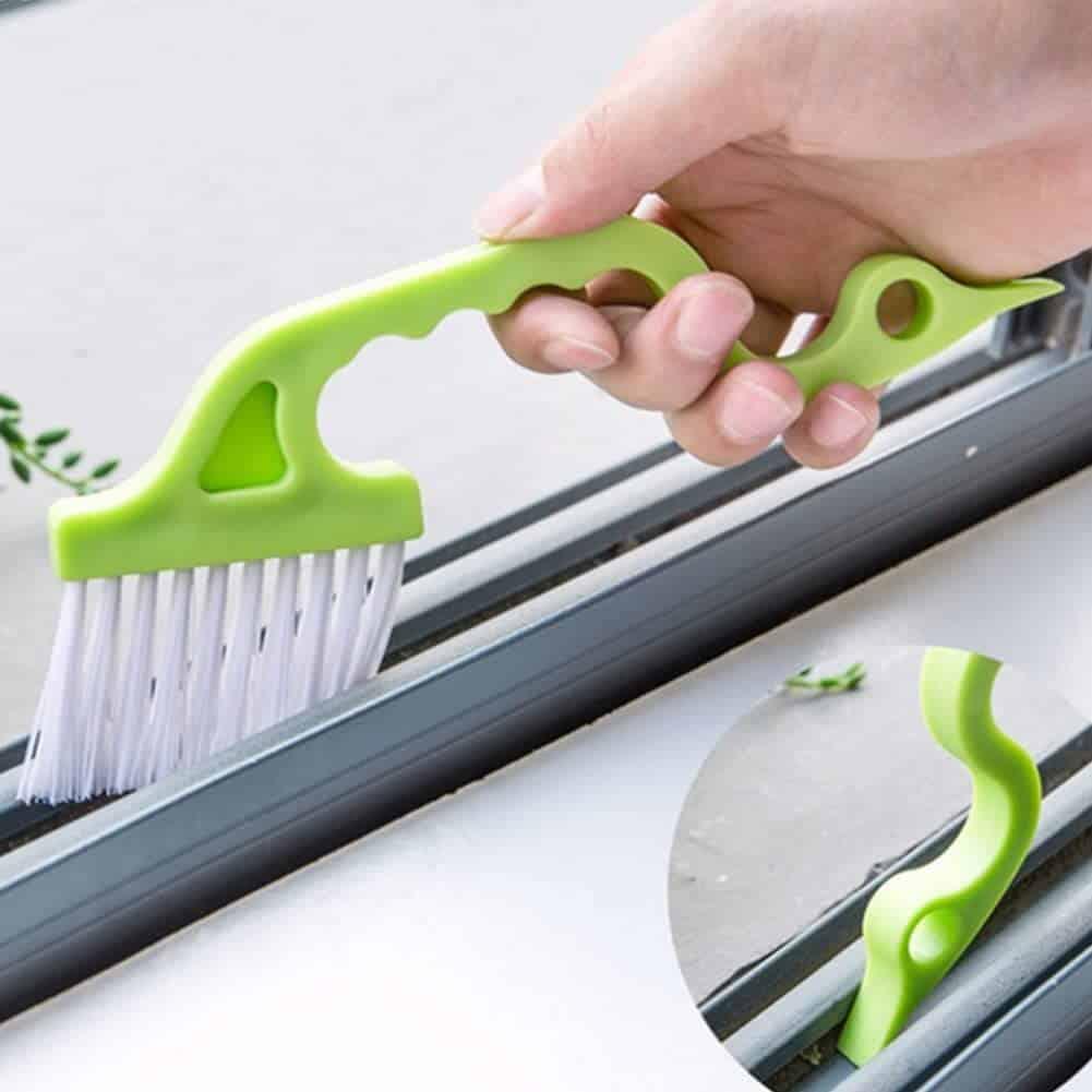 window door track cleaning tool