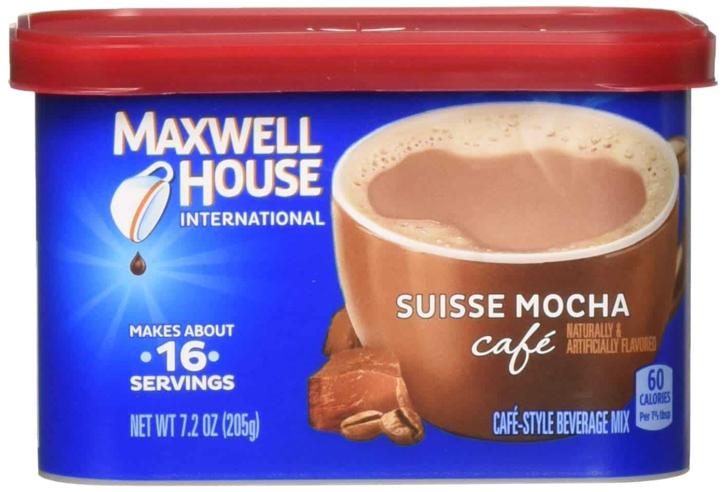 Suisse Mocha Mix Maxwell House