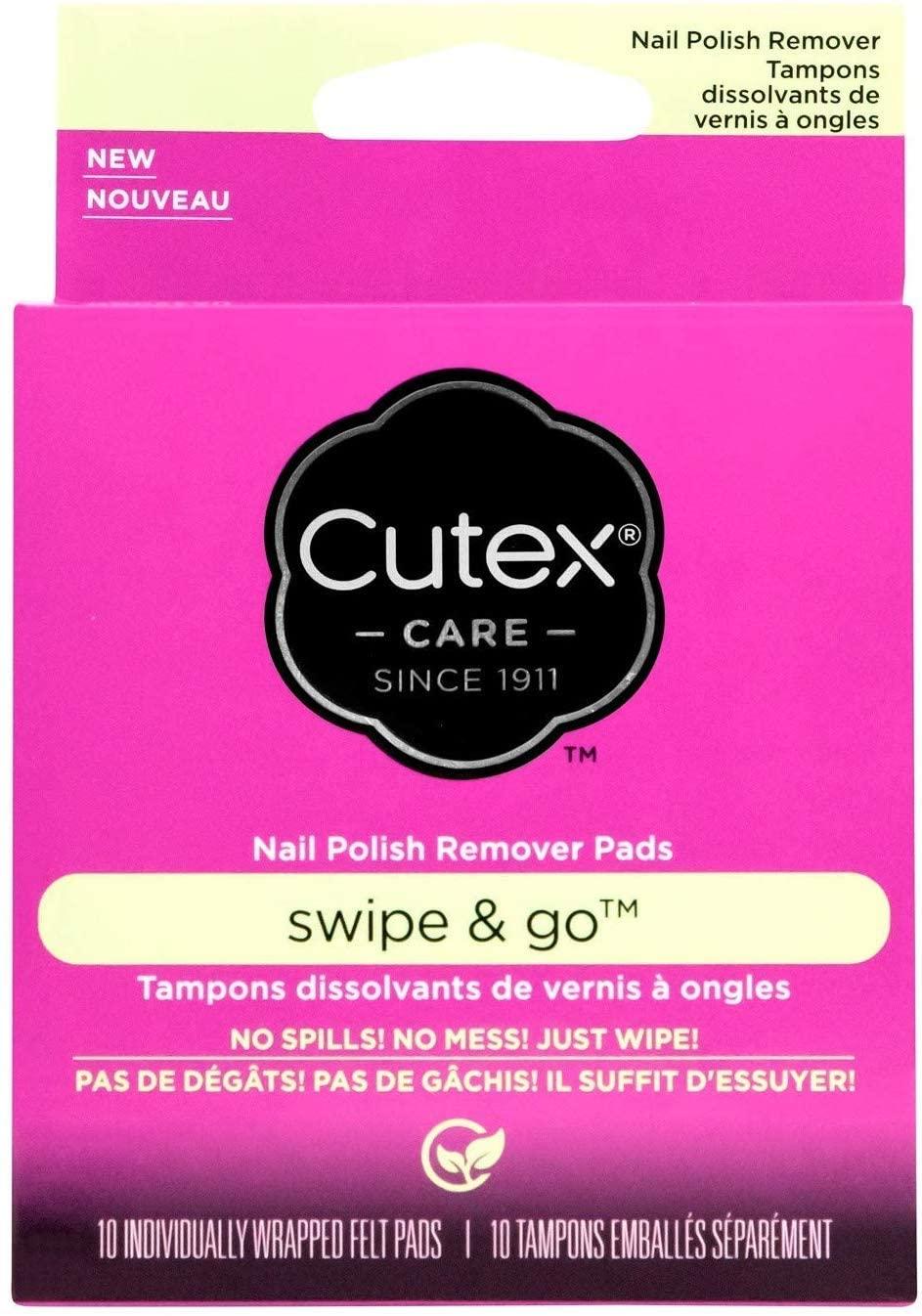 Cutex and Nail