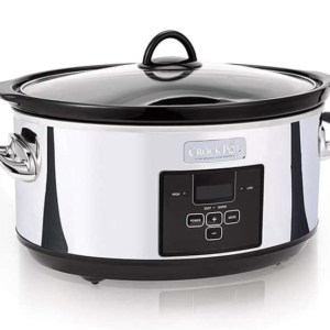Shiny new slow cooker