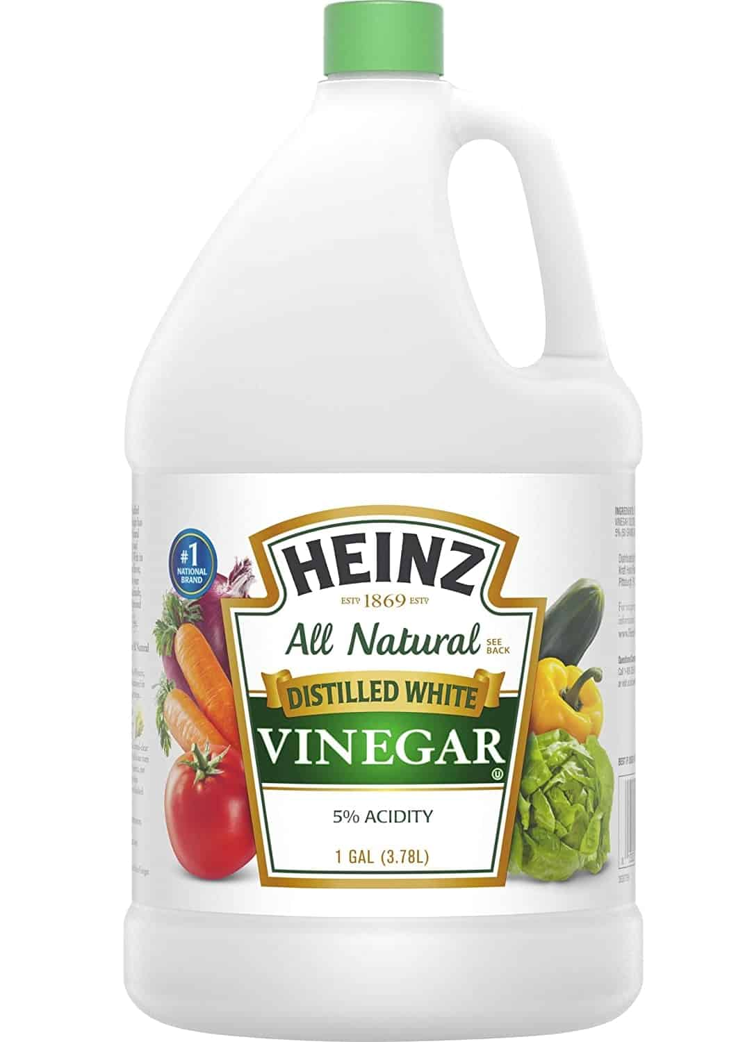 gallon white vinegar