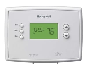 Heat and Thermostat