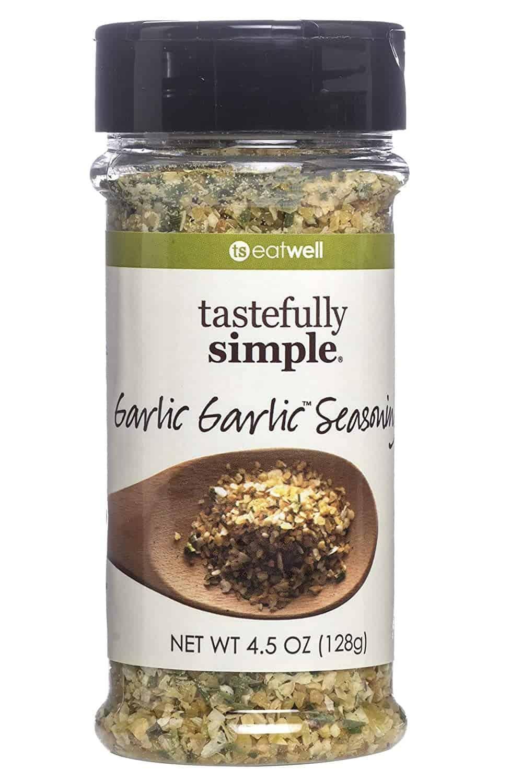 simply tastefully garlic garlic