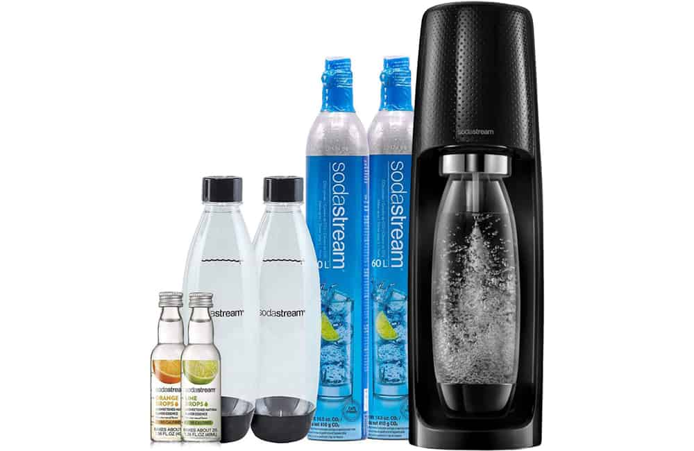SodaStream starter kit