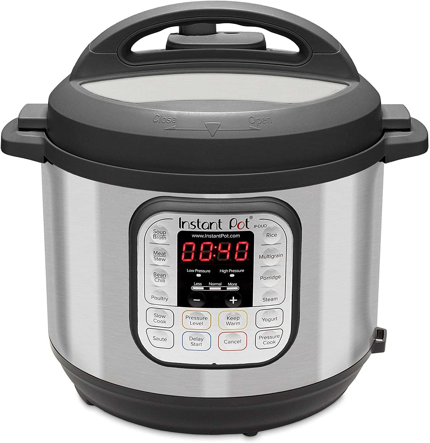Instant Pot Duo 7 Qt electric pressure cooker