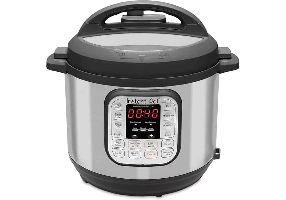 Instant Pot and Rice cooker