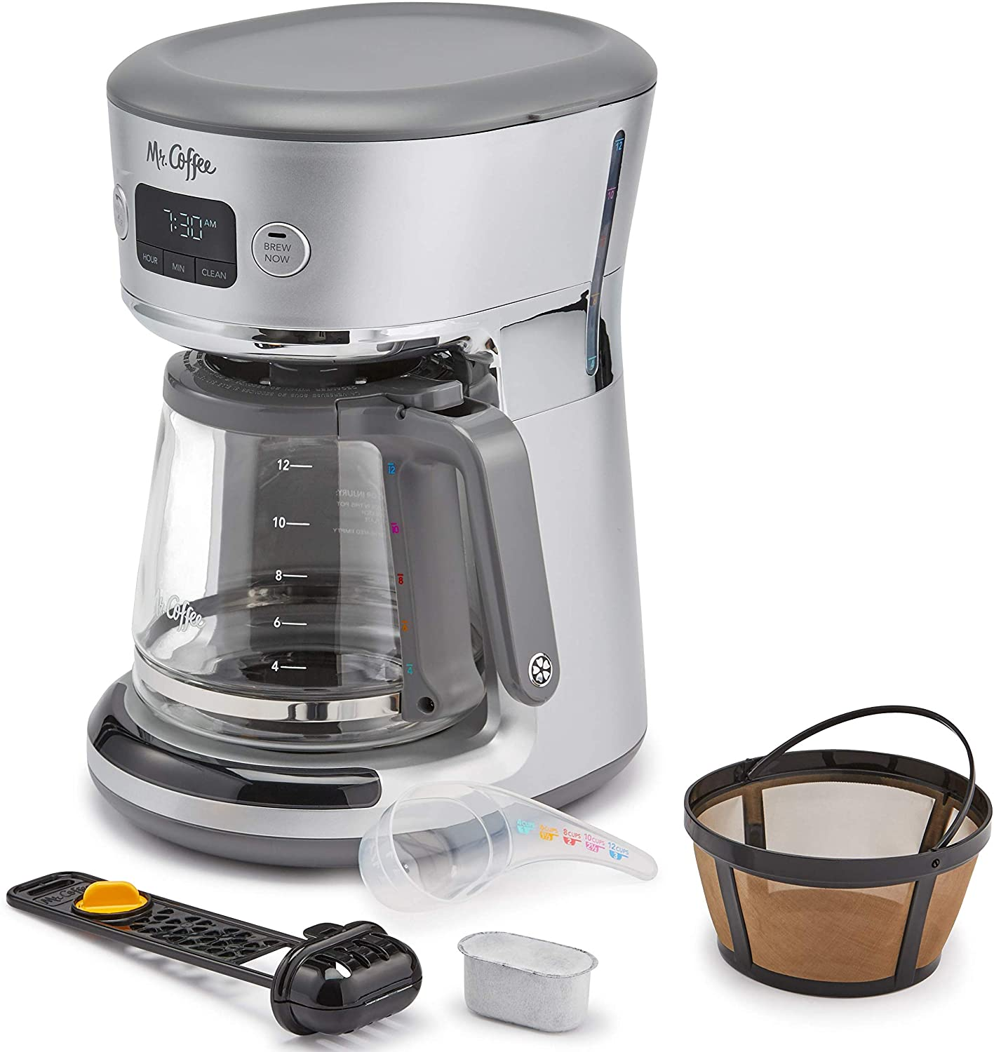 Mr Coffee 12-cup easy easure coffee maker