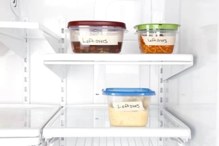 leftover-containers-of-food-in-a-refrigerator