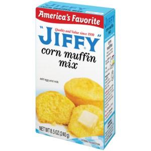 JIFFY Corn Muffin Mix 8.5oz (240g)
