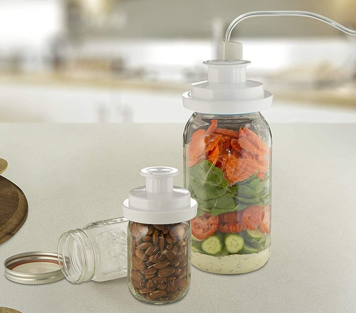 FoodSaver and Jar