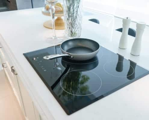 Cooktop and Glass