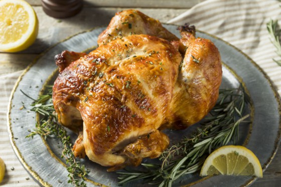 Rotisserie Chickens to the Rescue