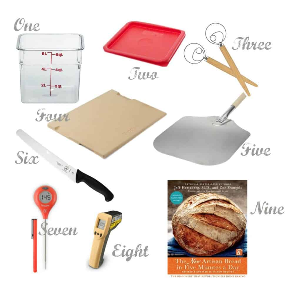 bread-baking-tools-collage