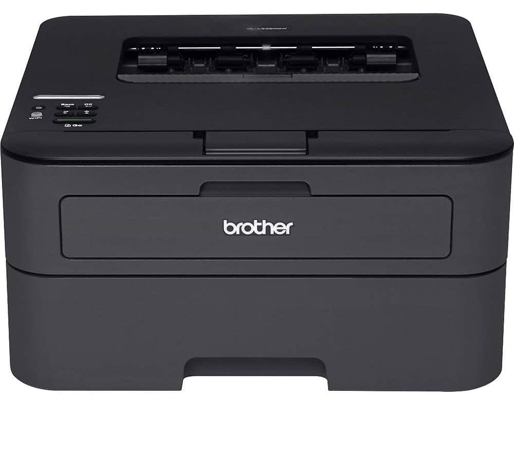 Brother black and white computer printer