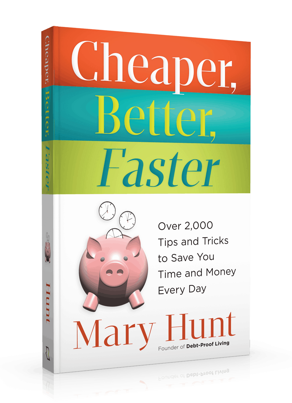 Cheaper-better-faster-by-Mary-Hunt