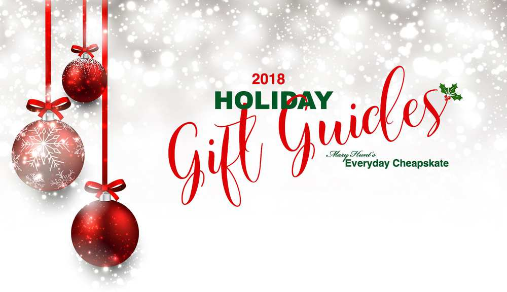 2018 Holiday Gift Guides