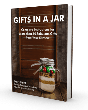 Gifts in a Jar 3D Hardcover