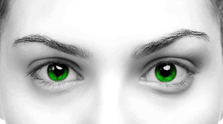 Green Eyes Envy