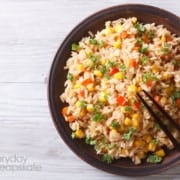 15 Minute Chinese Fried Rice