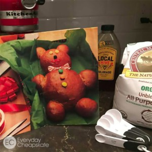 How to Make Teddy Bear Bread with Step-by-Step Instructions