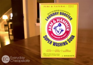 Super Washing Soda & How to Use It