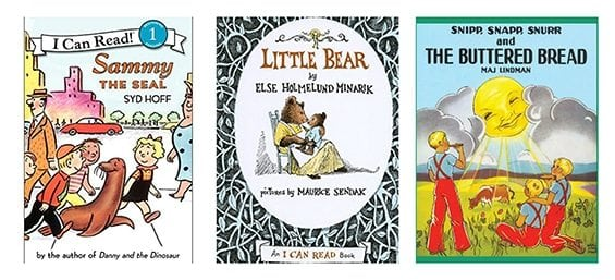 A List of Books for Every Reading Level and Interest because great books make great gifts!