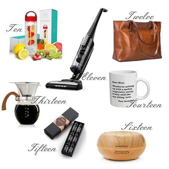 Gift ideas for Moms Xmas 2017