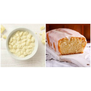 Mac and Cheese and a lemon loaf
