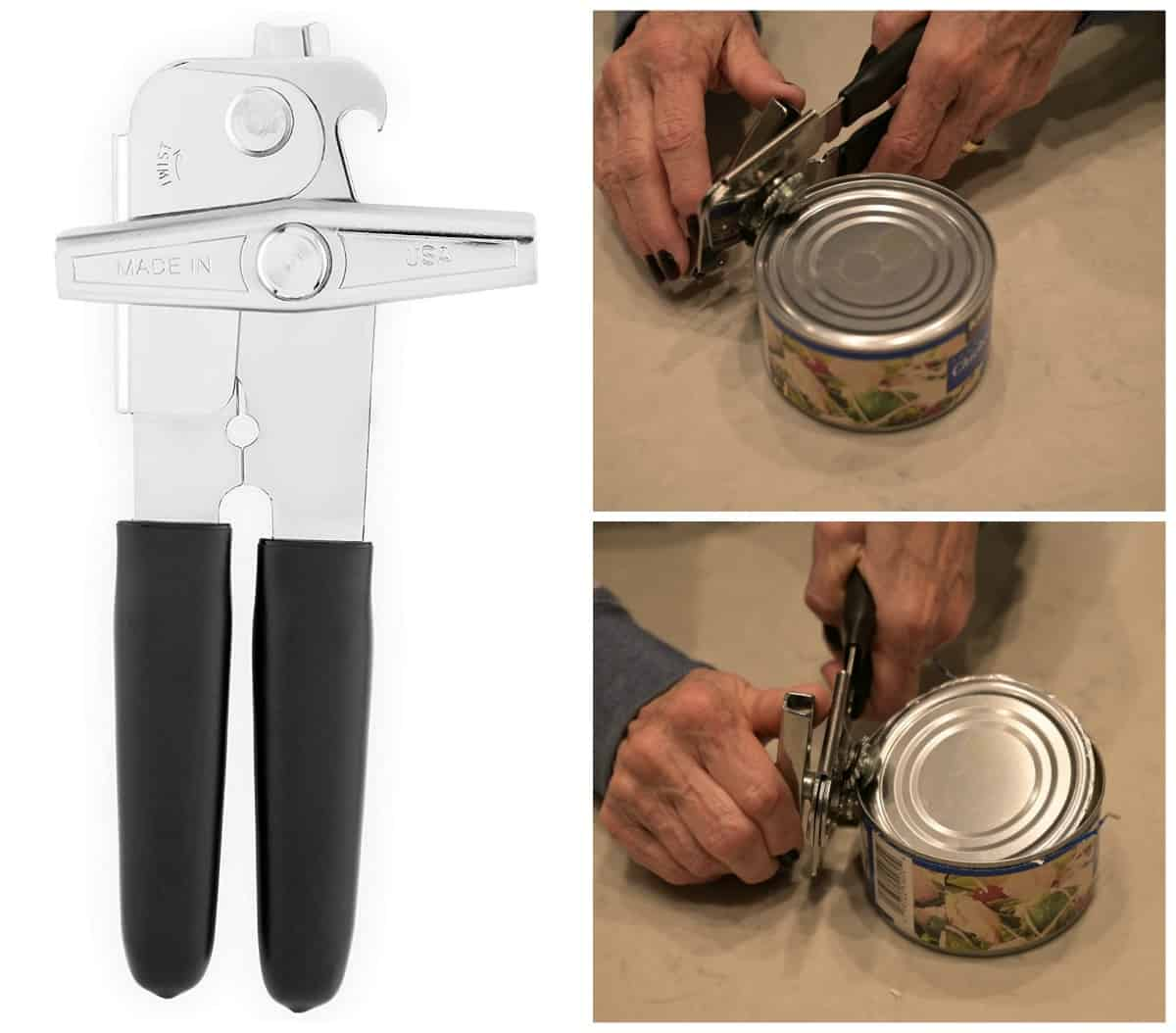 Can opener and Design