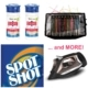 collage of products