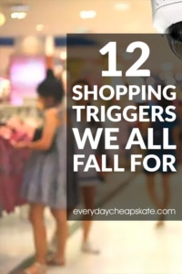12 Shopping Triggers We All Fall For