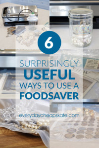 8 Surprisingly Useful Ways to Use a FoodSaver
