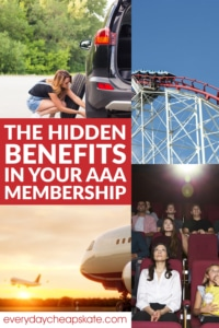 Look at All the Hidden Benefits in Your AAA Membership