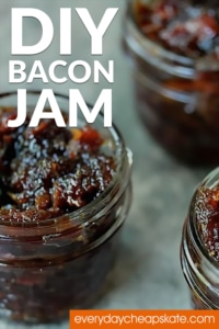 Just Maybe the Best Homemade Holiday Gift Ever: DIY Bacon Jam